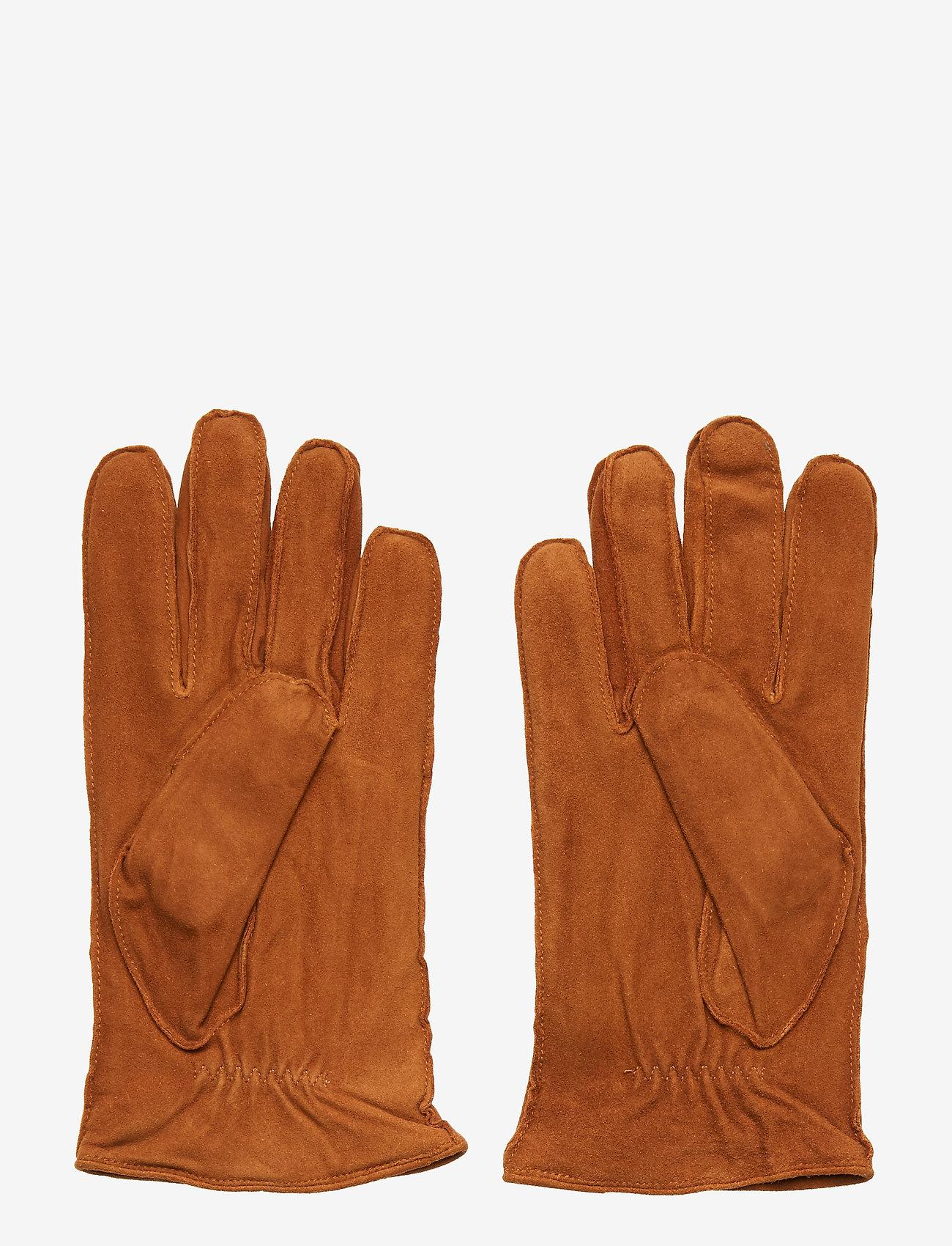 Amanda Christensen - Mens Glove - gants - cognac - 1