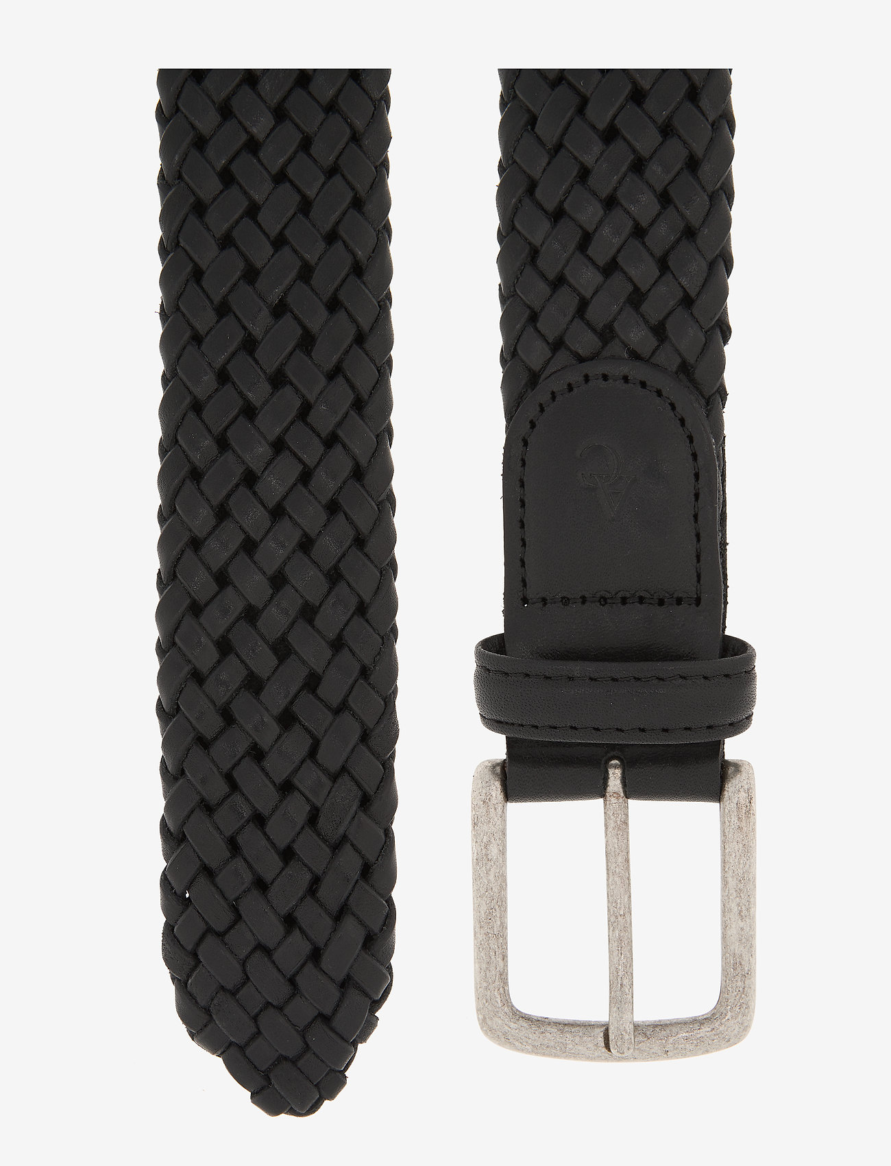 Amanda Christensen - Belt - kudottu vyö - black