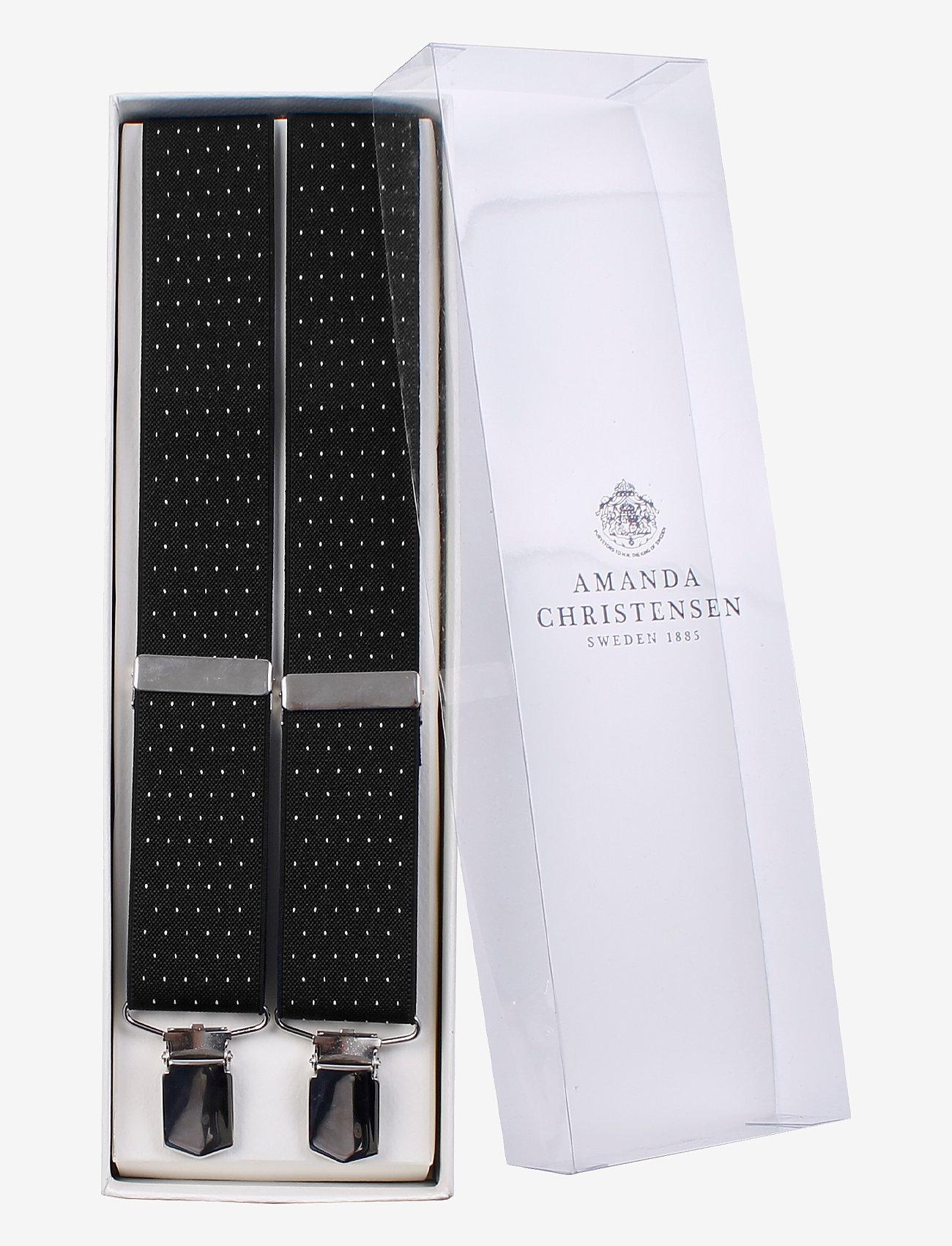 Amanda Christensen - Suspenders - hängslen - navy - 0