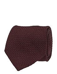 Classic Tie - BORDEAUX