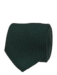 Classic Tie - BOTTLE GREEN