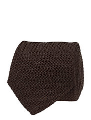 Classic Tie - BROWN