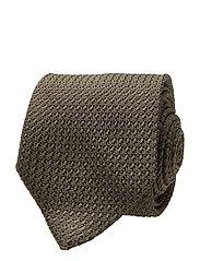 Classic Tie - OLIVE