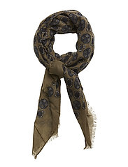 Single Scarf - BROWN