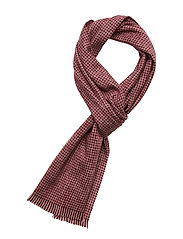 Winterscarf - WINE RED