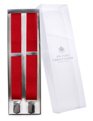 Suspenders - RED