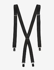 Amanda Christensen - Suspenders - hängslen - black - 1