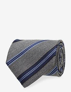 Classic Tie - slips - grey