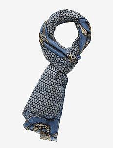 Winterscarf - schals - blue