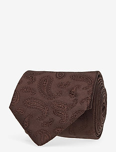 Classic Tie - ties - brown