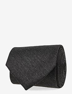 Classic Tie - ties - dark grey