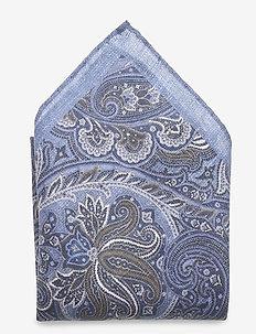 Pocket Square - SKY BLUE MELANGE