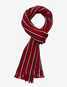 Winter Scarf - halsdukar - red