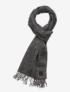 Scarf - sjaals - black