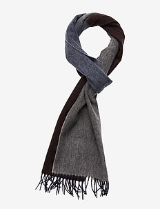 Scarf - sjaals - brown