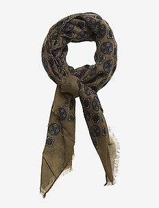 Single Scarf - schals - brown