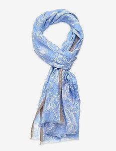 Single Scarf - szale i szaliki - sky blue