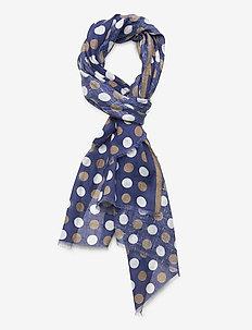 Single Scarf - sjaals - blue
