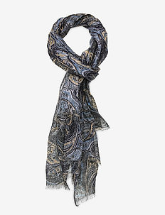 Single Scarf - sjaals - sky blue