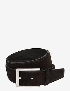 Belt - klassisch - black