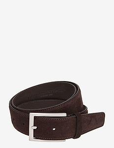 Belt - paski klasyczne - brown