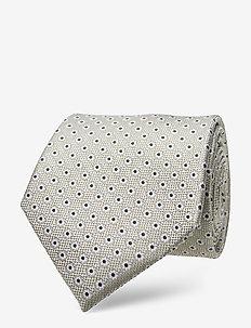 Classic Tie - krawatten - olive