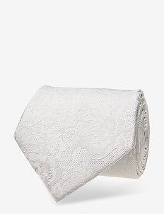 Classic Tie - krawatten - cream