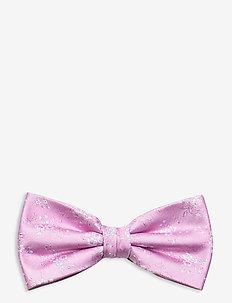Bow tie - flugor - pink