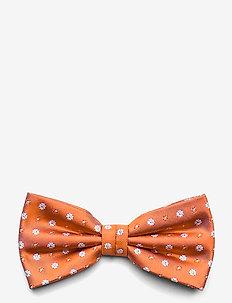Bow tie - flugor - orange