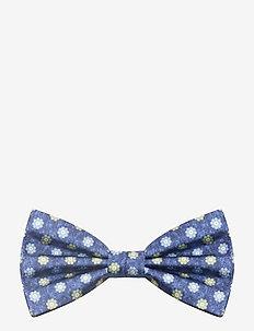Printed Pre Tie - BLUE
