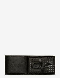 Tie & Pocket Square - BLACK