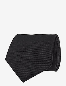 Classic Tie - krawatten - black