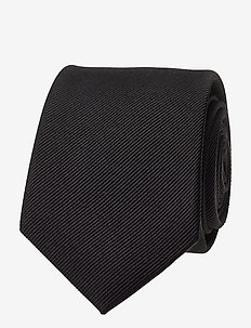Slim Tie - ties - black