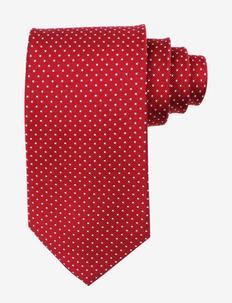 Classic Tie - slips - wine red