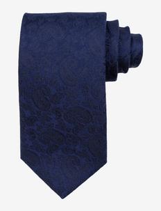 Classic Tie - krawatten - navy