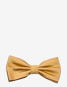Classic Pre Tie - butterflies - gold