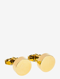 Cufflinks - spinki - gold