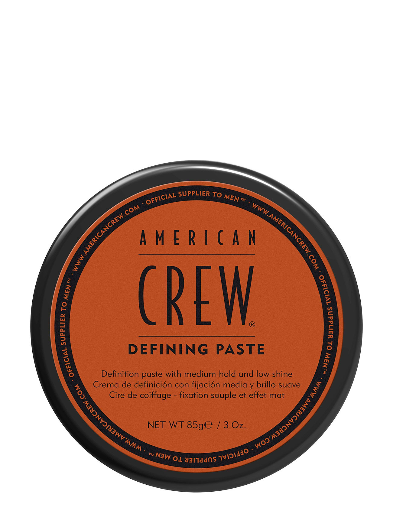 Image of Classic Styling Classic Defining Paste Styling Gel Nude American Crew (3333557835)