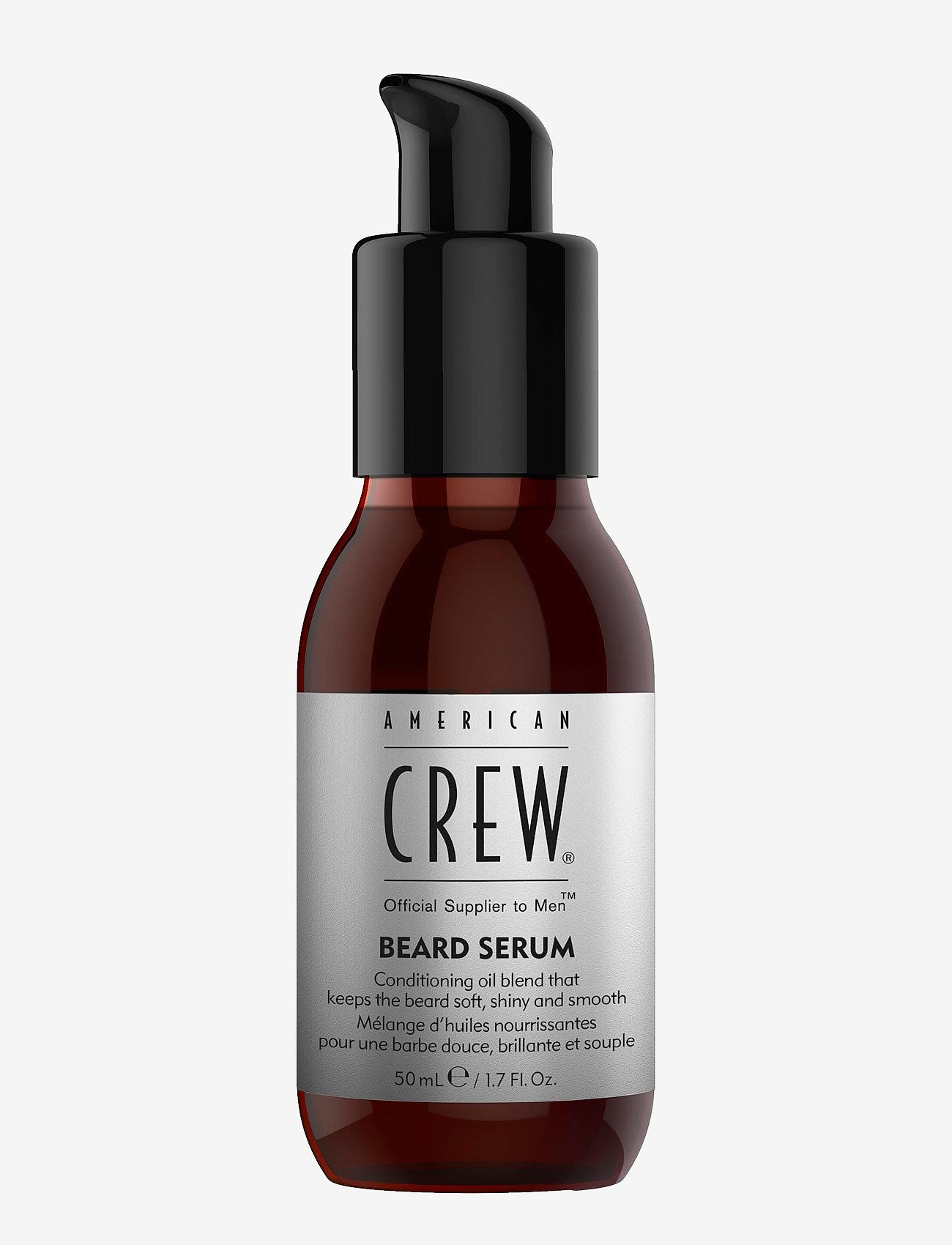 American Crew - BEARD SERUM - skægolie - no color - 0