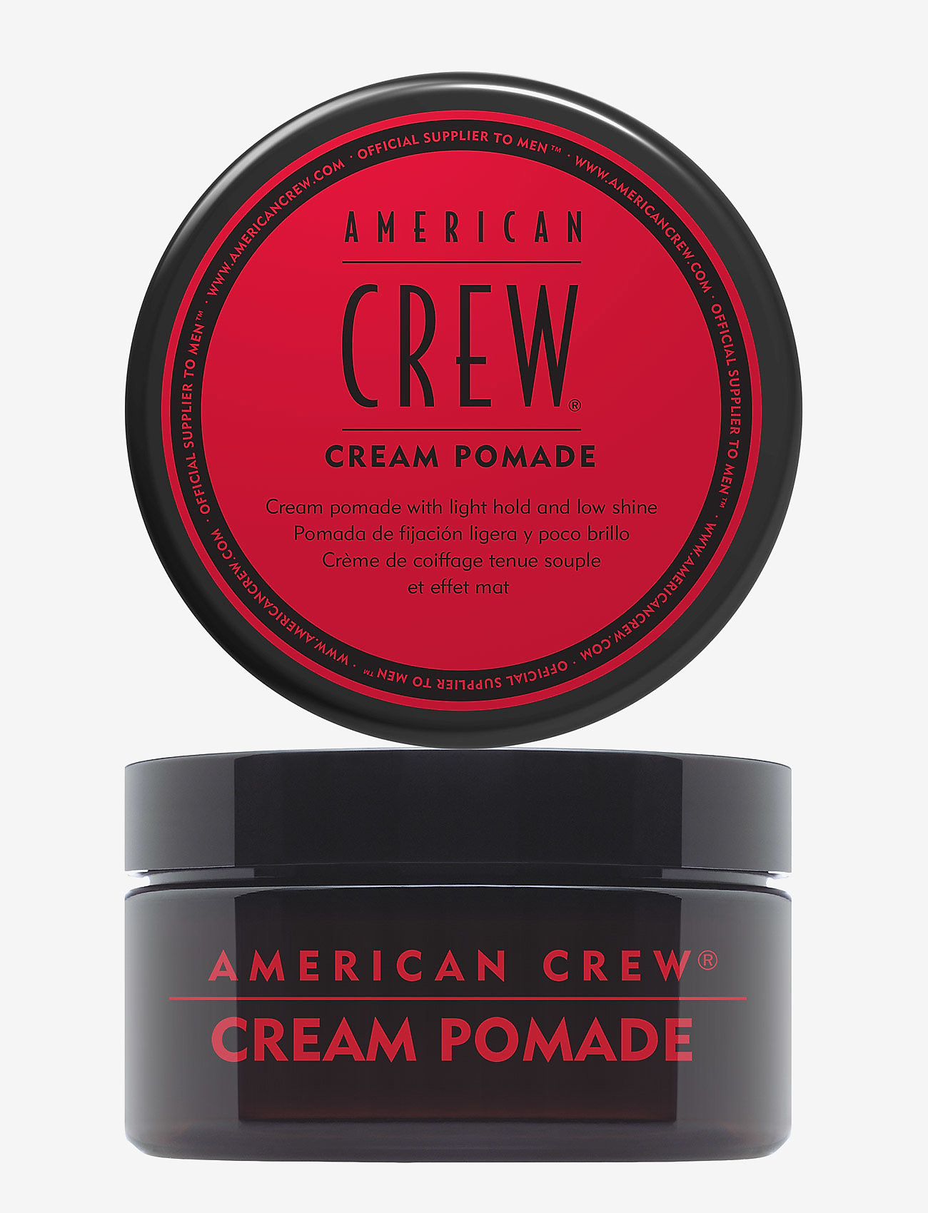 American Crew - CLASSIC STYLING CREAMPOMADE - pomade - no color - 0