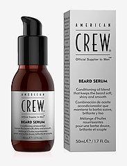 American Crew - BEARD SERUM - skægolie - no color - 1
