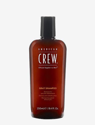 HAIR&BODY CLASSIC GRAY SHAMPOO - shampoo - no color