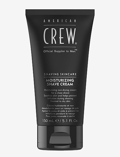 SHAVE MOISTURIZING SHAVE CREAM - NO COLOR