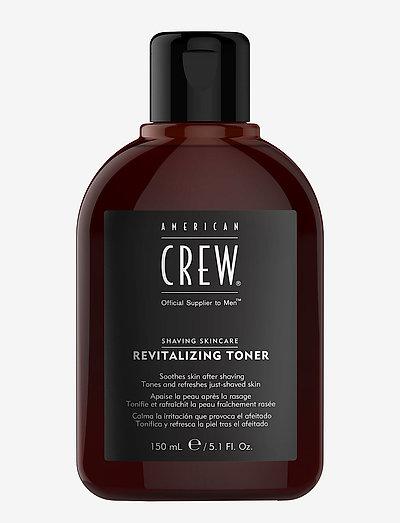 SHAVE REVITALIZER TONER - aftershave - no color
