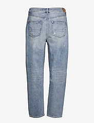 American Eagle - AE Ripped Mom Jean - mammajeans - coldwater rinse - 1