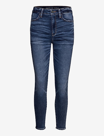 AE Ne(x)t Level Super High-Waisted Jegging Crop - skinny jeans - midnight