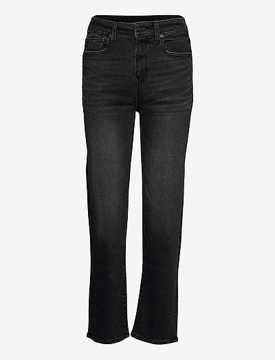 AE Ne(x)t Level Slim Straight Jean - straight jeans - onyx black