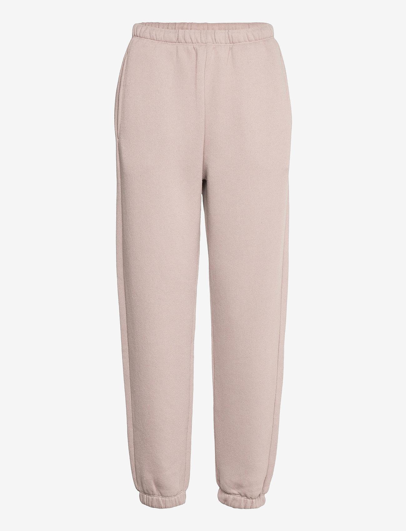American Vintage - IKATOWN - sweatpants - taupe - 0