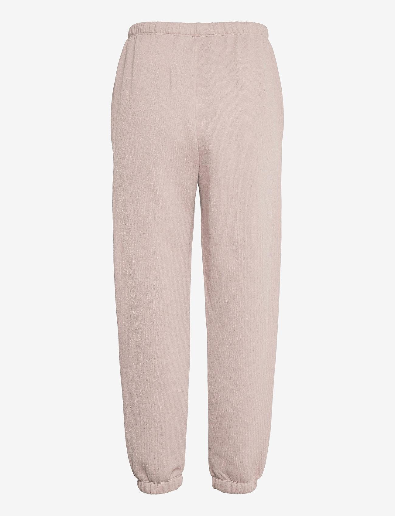 American Vintage - IKATOWN - sweatpants - taupe - 1