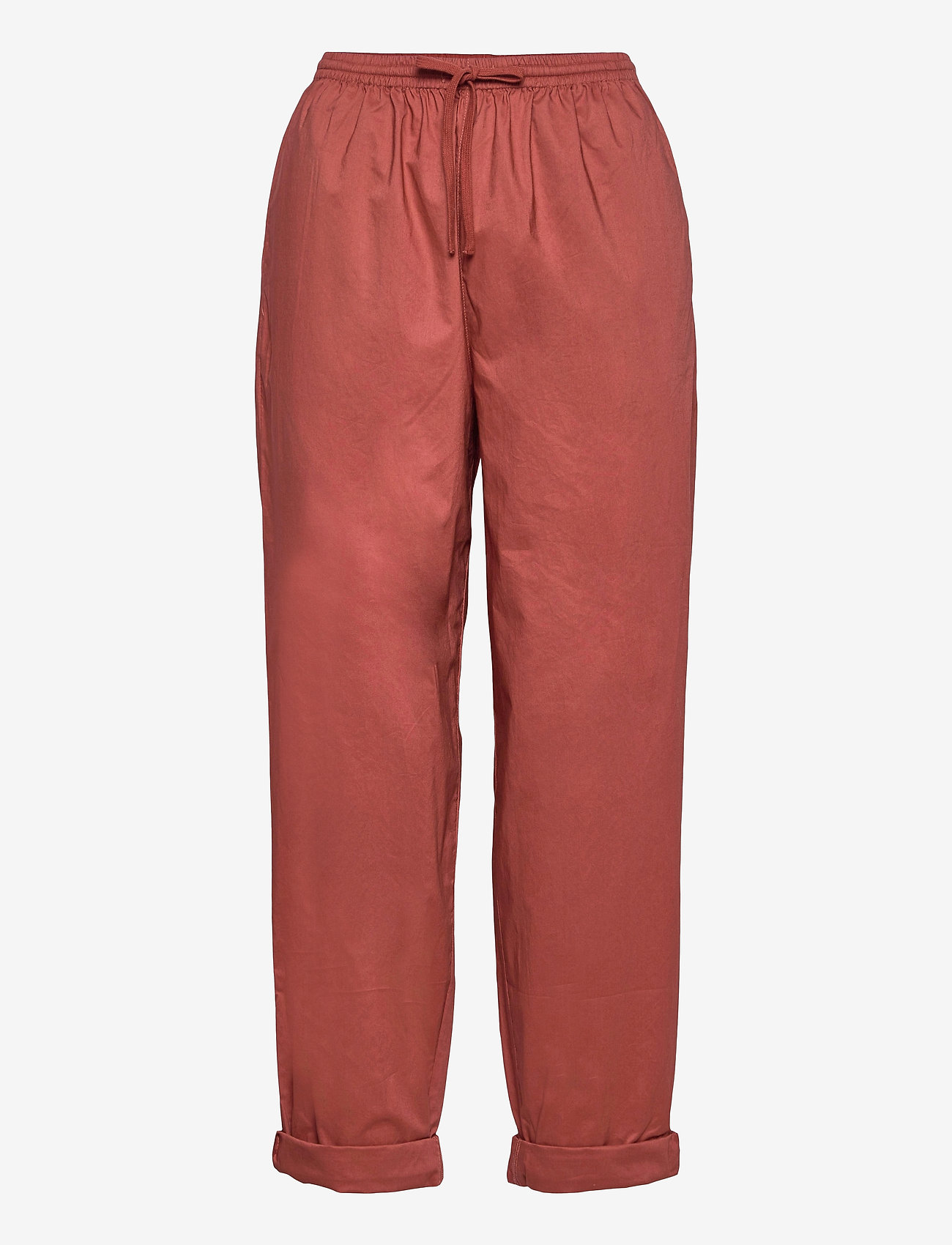 American Vintage - KRIMCITY - bukser med brede ben - tomette - 0